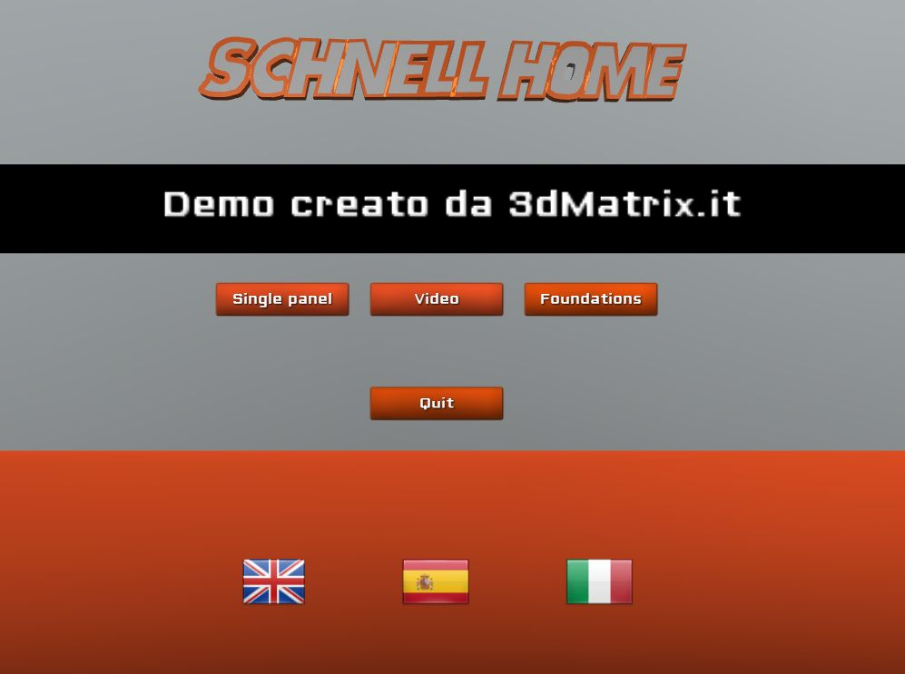 Schnell Home Panel Visualizer